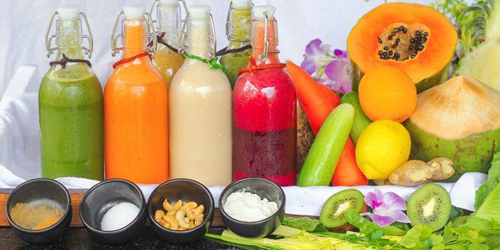 Custom Detox Programs Development (1, 3 and 5 day juice cleanses)